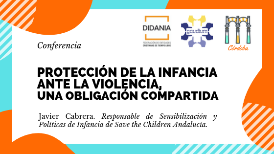 Cartel entrada web conferencia Cordoba